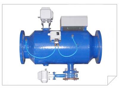 THCX全自动反冲洗排污过滤器